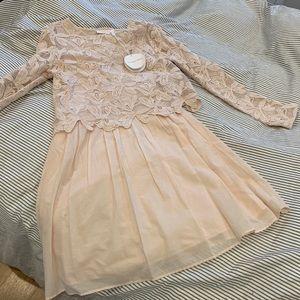 NWT See by Chloe Blush Dress